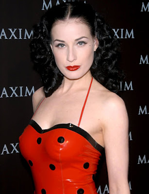 Dita von Teese Latest pictures