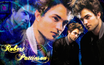Hollywood Top Celeb Robert Pattinson New Wallpaper