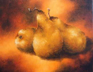 Lean on Me   (Oil on Canvas)