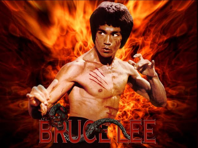 wallpaper bruce lee. costume, Bruce