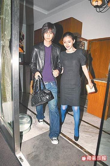 myworld: Vic Zhou and Barbie Hsu Break up: Report