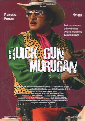 Quick Gun Murugun Movie Review