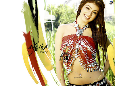 Ayesha Takia's new look for WANTED Movie 8