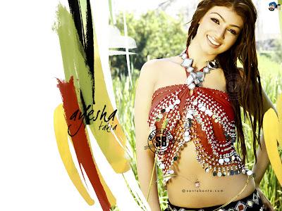 Ayesha Takia's new look for WANTED Movie 8