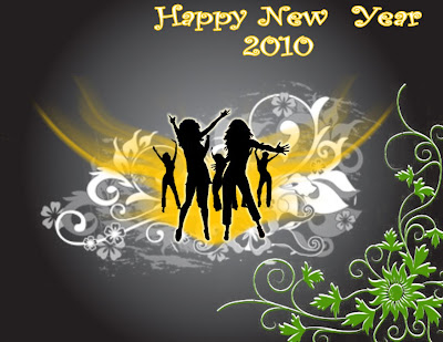 New Year 2010 images