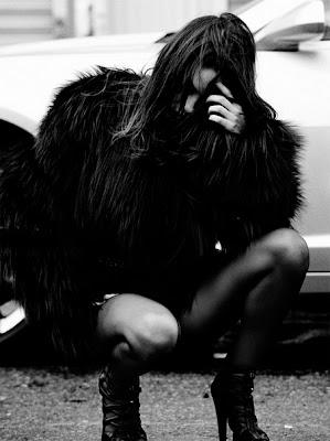 Mila Kunis Photo Shoot for BlackBook Magazines