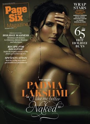 Page Six Magazine hot image