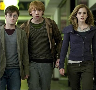 Harry Potter and the Deathly Hallows First Picture