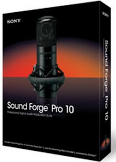 Download Sony Sound Forge Pro 10.0 + Keygen baixar