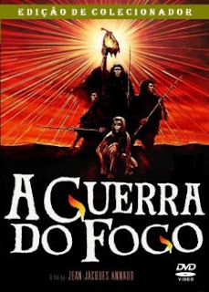 Filme A Guerra do Fogo + Legenda