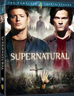 Baixar - Supernatural 4 Temporada Completa - Dublado