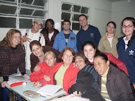 Formandos EJA-Médio,Silva Gama-1º sem/2010