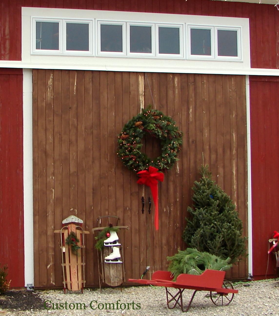 Custom Comforts: French Hen Farm Barn Sale