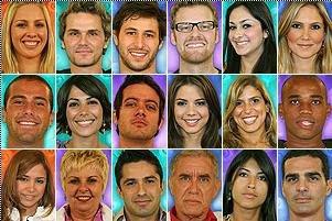Participantes do BBB9