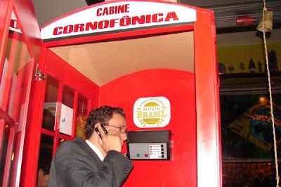 cabine cornofonica