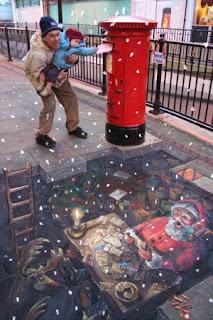 Desenhos na calçada pintados por Julian Beever 5