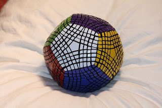 cubo mágico com 12 lados