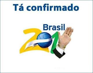 Copa de 2014 no Brasil, logomarca