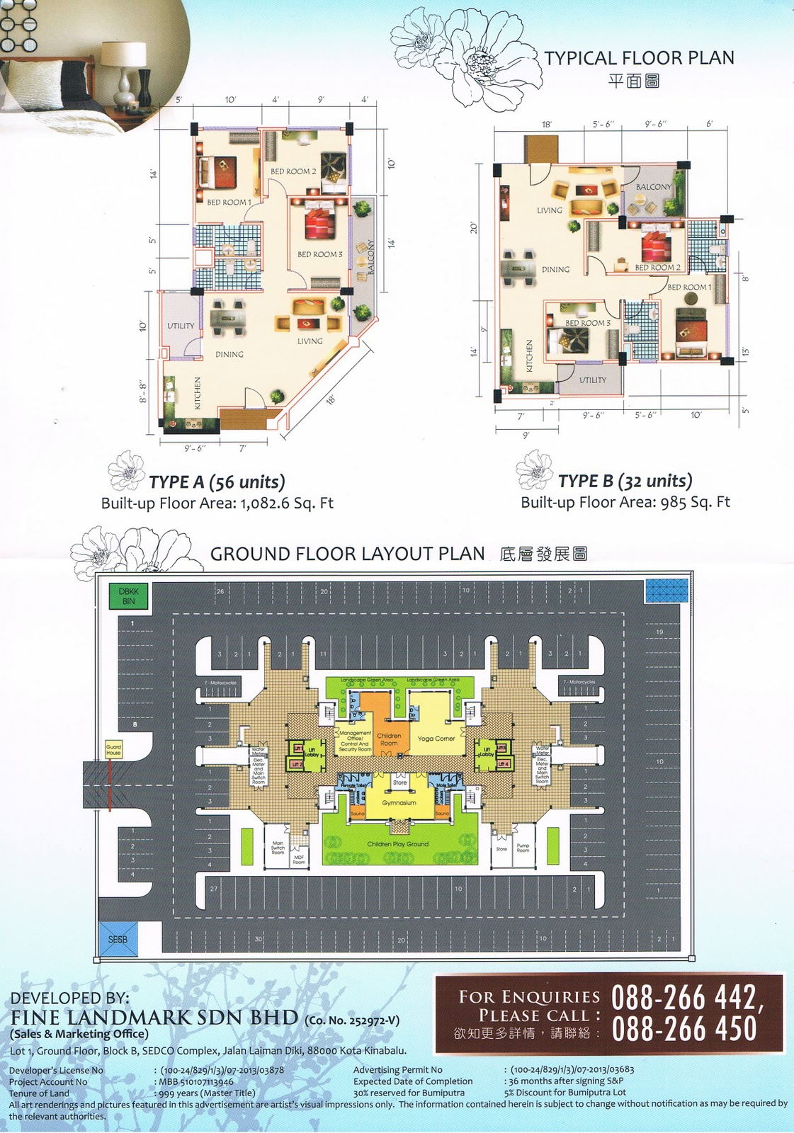 Apartment Floor Layout Plans