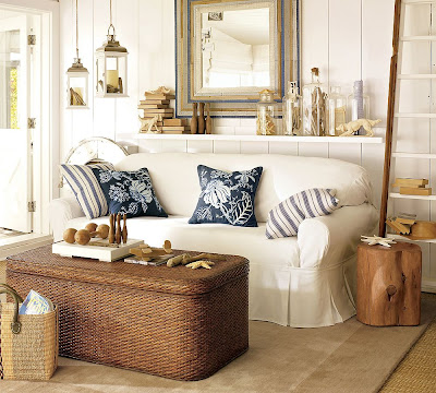 Site Blogspot  French Country Living Room on Willow Decor  What S This About French Ticking