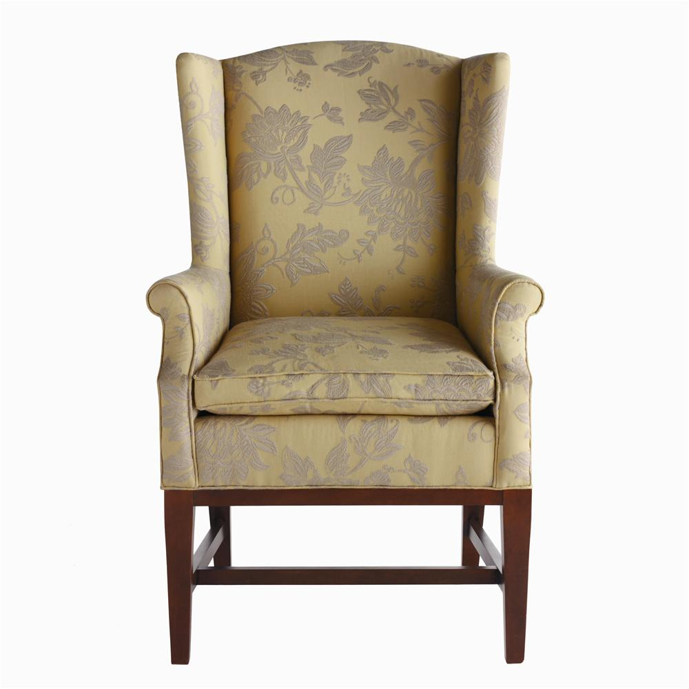 Beans and Buttons: Martha Stewart Wing Chair Beauties!