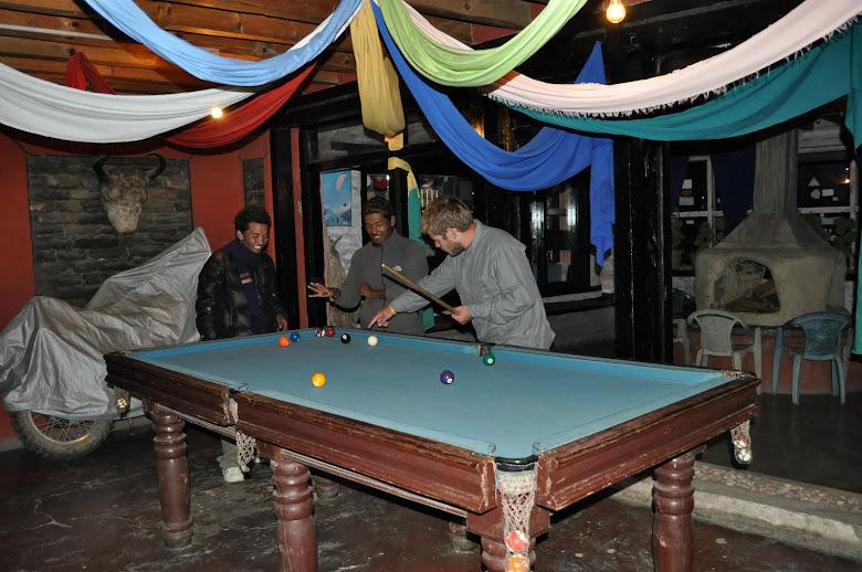 Nepali Pool Game