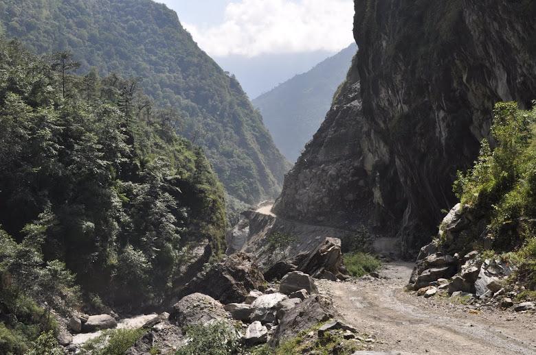 Kali Gandaki River Gorge