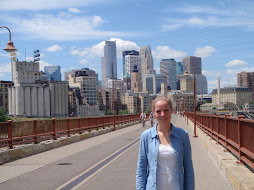 in front of minneapolis