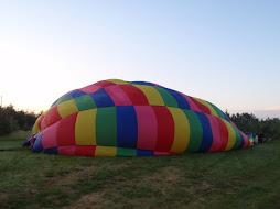 balloon still sleeping