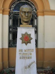 The ever-present Ataturk
