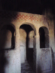 Old church in one of the caves