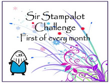 Sir Stampalot's New Challenge Blog