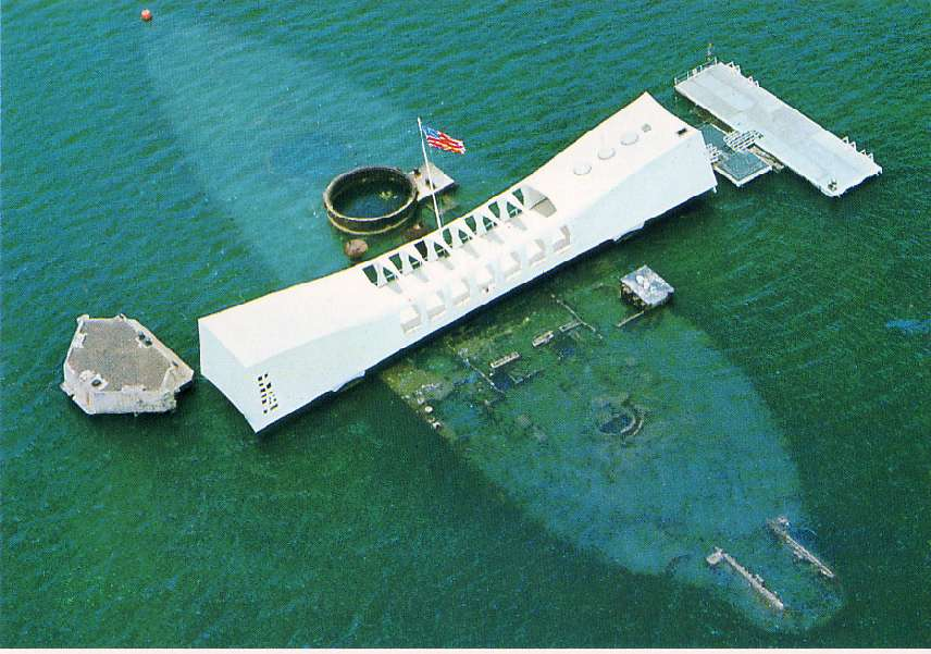 PEARL HARBOR Remembrance Day. . .