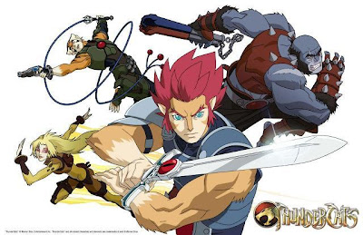 Thundercat Cartoon on Wb Released This Official Photo Of The New Thundercats Cartoon