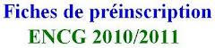 ملف الترشيح لولوج المدرسة الوطنية للتجارة والتسيير