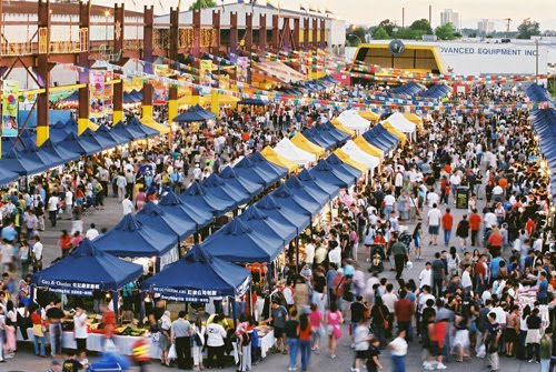 Richmond Night Market, Bristish Columbia