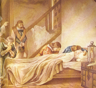 LOS VIAJES DE CRISTBAL COLN IMAGEN MUERTE DE CRISTOBAL COLON