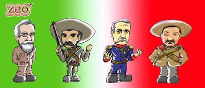 AMAUTACUNA DE HISTORIA DIBUJOS SOBRE LA REVOLUCIN MEXICANA