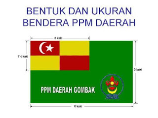 Bendera Pengakap Malaysia
