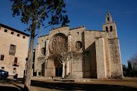 Església del monestir de Sant Cugat