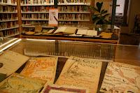 Exposición de música en la biblioteca del Casino de Manresa
