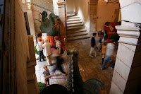 Dracs al Palau de la Virreina