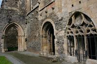 Abadía ValleCrucis Sala capitular