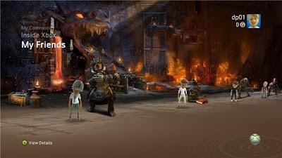 Avatares de LC: GOL em uma coleção do Xbox! Lc1