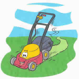 Small Engines (Lawn Mowers, etc.): mower starts then stops, briggs