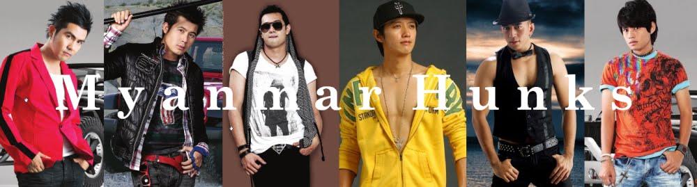 myanmar actor myint myat. Myanmar Hunks