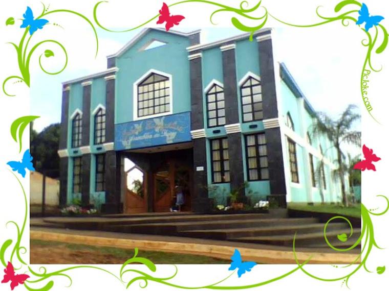 iglesia asamblea de DIOS  filial nº3 chara 110