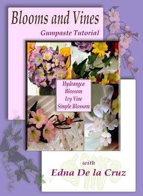 DVD Blooms and Vines by Edna De la Cruz