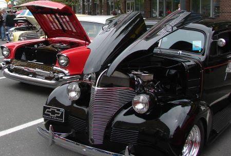 Colby Car Show Everett Wa
