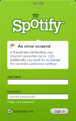 spotify download error 53